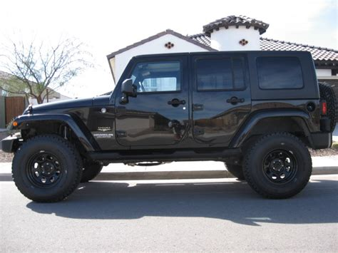 Murdered Out Jeep Blacked Out Jeeps