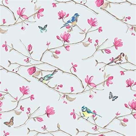 beautiful shabby chic wallpaper  wall coverings