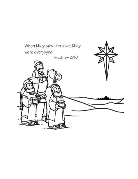 the wise men coloring page free download with wise men