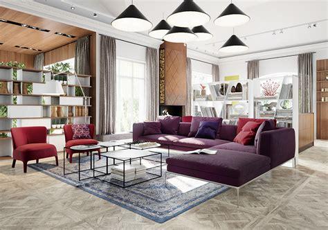 interior design exles 3 exles of modern simplicity