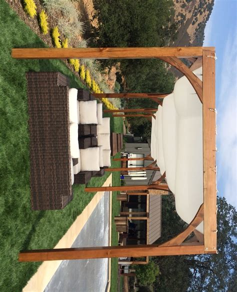 Wood Structures ? ZephyrTents ? Sperry Sailcloth Tents for