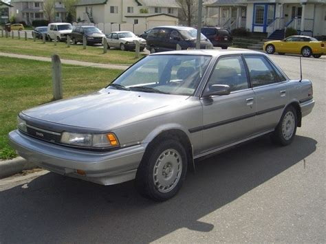 89 Toyota Camry 89camry4wd S 1989 Toyota Camry In Vulcan Ab