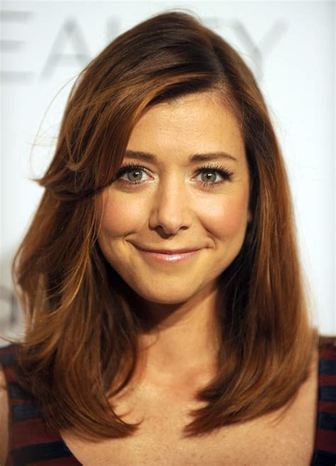 Dudley Hair Style Books Pictures by Picture Of Alyson Hannigan