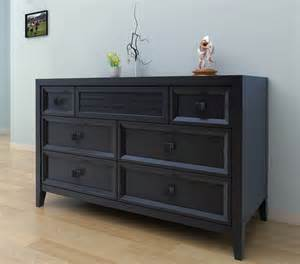 black bedroom dressers dreamfurniture com broadway dresser black