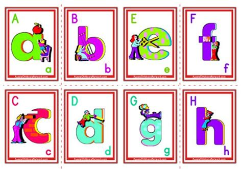 printable lowercase alphabet flashcards with pictures image gallery lowercase alphabet flashcards