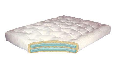 foam 10 inch futon mattress by gold bond