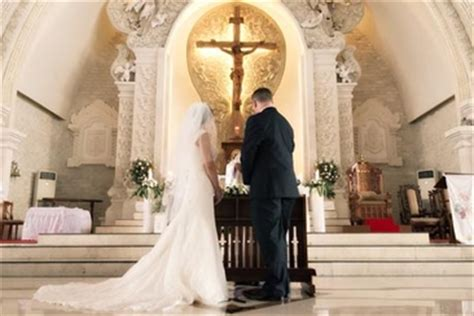 catholic wedding ceremony: procedure and traditions