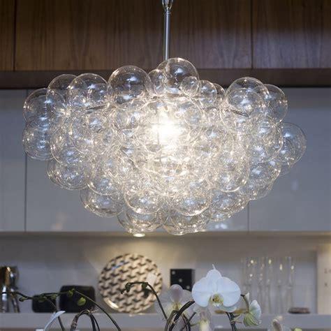 bubbles chandelier bubble chandelier diy chandelier