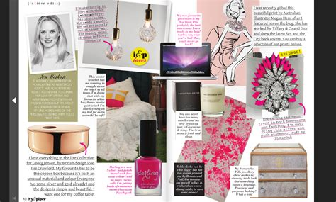 ivy and piper online magazine march 2012 home decor ivy interiors addict in ivy piper magazine the interiors