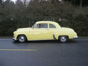 1951 Chevrolet For Sale 1951 Chevrolet Sports Coupe For Sale Langley Bc