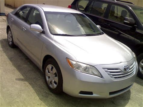 2012 toyota camry muscle!price 1.3m call 08163468515