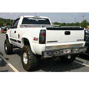 Lifted 2000 Chevy Silverado 1500 4x4 Z71 Truck Pictures