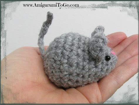amigurumi pattern mouse amigurumi mouse free pattern and video amigurumi to go