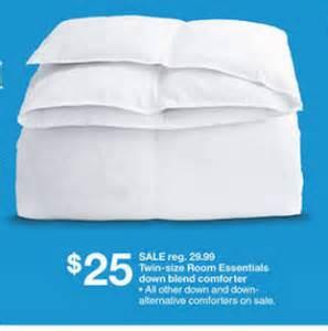 target down blend comforter target room essentials down blend comforters for 15 94