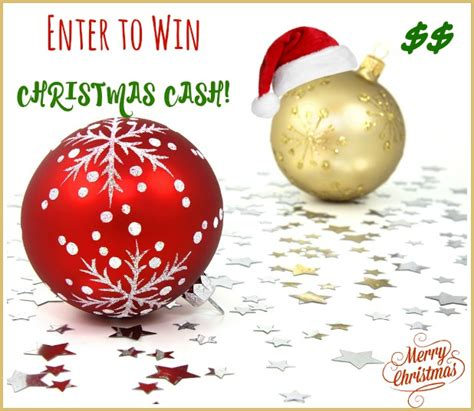 Win Money For Christmas - win 25 paypal cash ww ends 12 15 giving