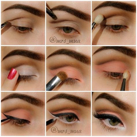 natural eye makeup tutorial step by step step by step eye makeup pics eva tornado s collection