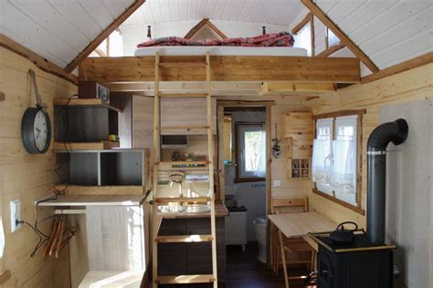Tiny Häuser Fichtelgebirge tiny house innen tiny house leben auf kleinstem raum