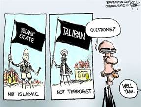"""obama and """"islamic terrorism"""": cartoons of the day"""