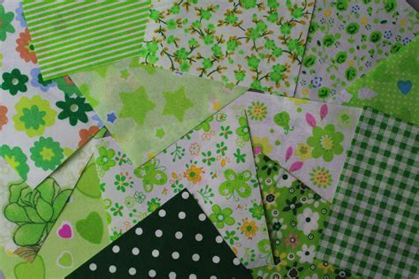 patchwork quilt fabric bundles 28 images new green