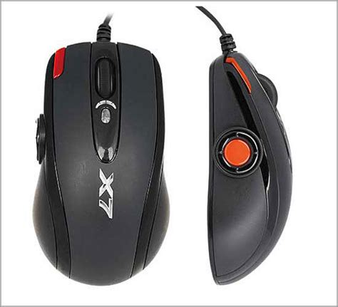 Mouse A4tech X7 R4 disable link to auto scroll switch and scroll lock key image line