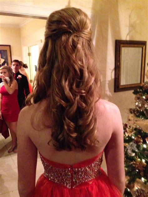 hairstyle for long hair for js prom curly hairstyles for prom party fave hairstyles