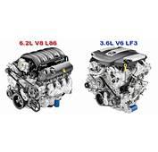 GM 62L V8 L86 Vs 36L Twin Turbo V6 LF3  Authority