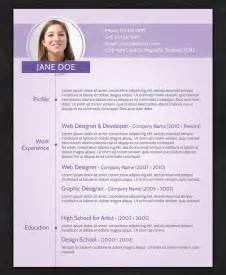 unique resumes templates unique resume sles 21 stunning creative resume