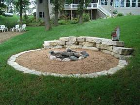 sand in backyard triyae com backyard sand fire pit various design