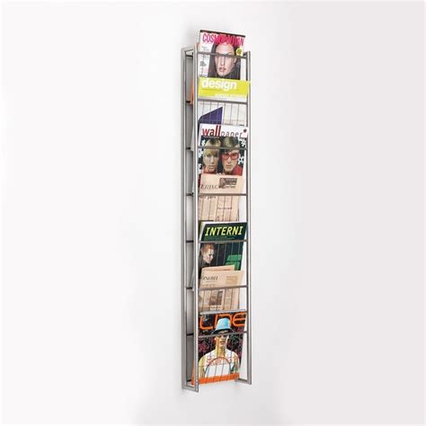 Magazine Wall Racks by Boy Wall Magazine Rack 7 Panik Design
