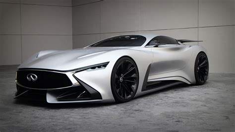 the infiniti gran turismo concept has been brought to