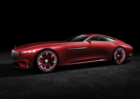 maybach mercedes vision mercedes maybach 6 electric vehicle concept is out