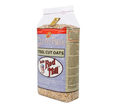 Bob S Mill Gluten Free Steel Cut Oats gluten free steel cut oats bob s mill foods