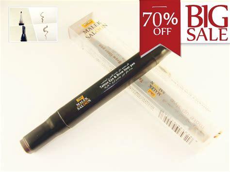 tattoo liner pen 2in1 tattoo eye brow liner pen smoky eye makeup easy
