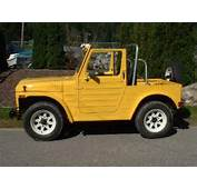 Suzuki LJ80picture  10 Reviews News Specs Buy Car