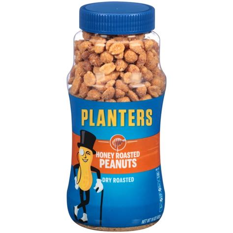 Planters Peanuts Careers by Planters Honey Roasted Peanuts From Publix Instacart