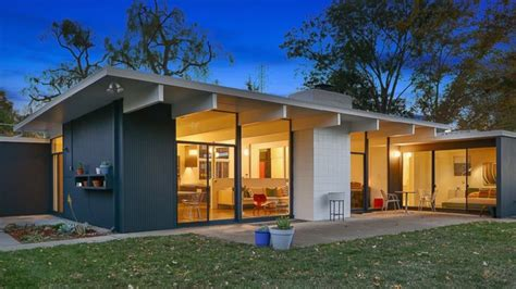 mid century houses mid century homes for sale photos abc news