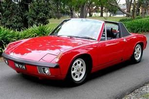 Porsche 914 Pics Sold Porsche 914 6 Cyl Targa Coupe Rhd Auctions