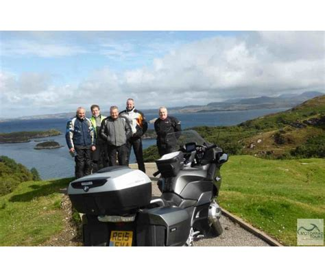 Motorrad Tours by Scotland Motorcycle Tours Highland Motorbike Holiday