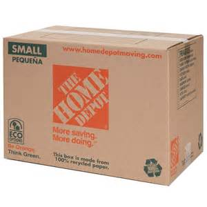 home depot moving boxes the home depot 16 in x 12 in x 12 in 65 lb small box