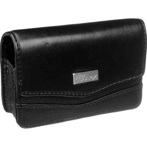 nikon cases nikon coolpix leather for s8100 digital 13013 b h