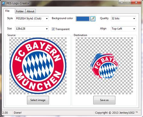 logo builder v1 6 ultigamerz pes logo creator 2 00