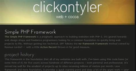 best simple php framework 17 best free php frameworks