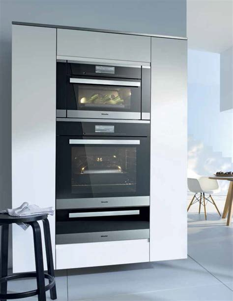 Window Over Sink In Kitchen by Miele Pureline Plumbed Combi Steam Oven Dgc 6805 Xl