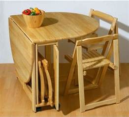 Small Folding Table And Chairs Kitchen Tables For Small Spaces Kitchenidease