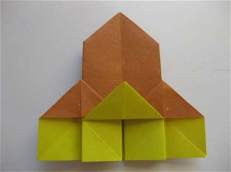 Religious Origami - origami church folding how to make an