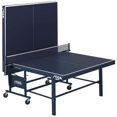 amazon ping pong table amazon com stiga expert roller table tennis table ping