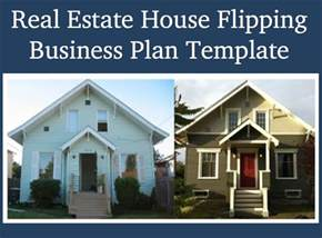 real estate house flipping business plan black box