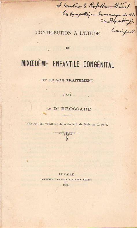 Plat Widal vialibri 409711 books from 1900