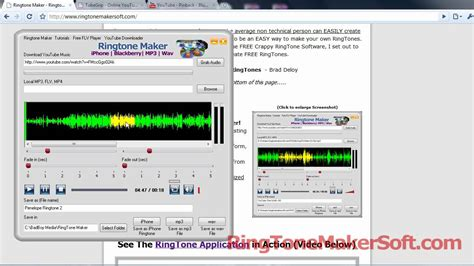 download youtube ringtone how to download ringtones youtube