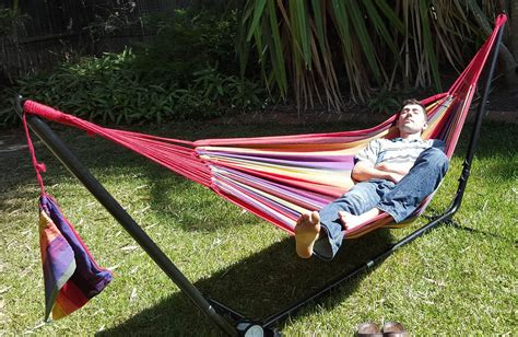 Self Standing Hammocks by Outdoor Best Choices And Comfort Free Standing Hammock